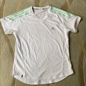 Adidas White Tennis T-shirt